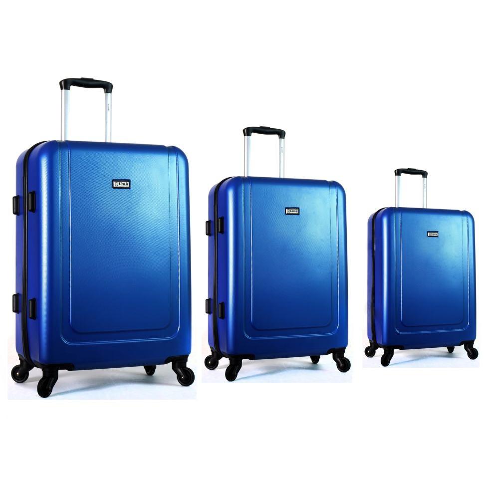 Set 3 Maletas C-M-L Kappa Unik Azul