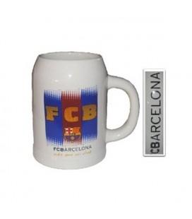 Jarra Porcelana Barcelona Fc 500 ml