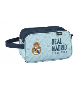 NECESER 2C ADAPTABLE REAL MADRID BLANCO