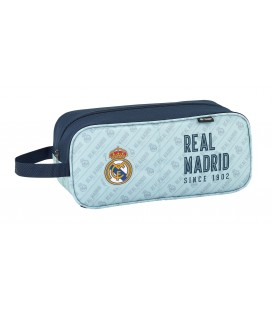 ZAPATILLERO REAL MADRID BLANCO
