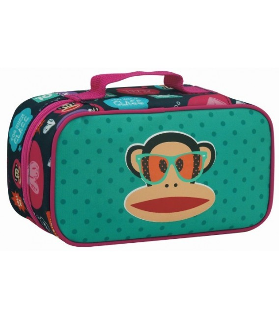 Estuche Rectangular Paul Frank Fashion