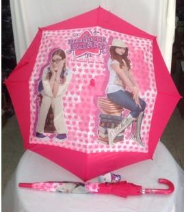 Paraguas infantil Patito feo Rosa