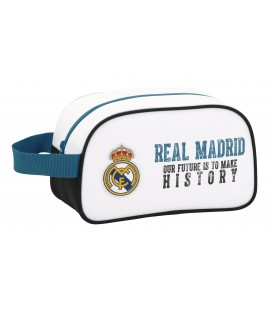 Neceser Adaptable Real Madrid Blanco