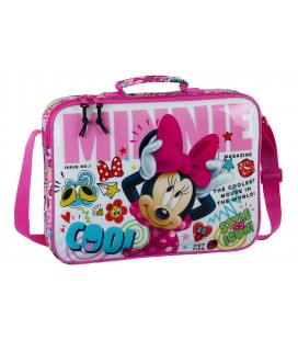 Cartera Extraescolar Minnie Mouse Cool