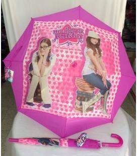 Paraguas infantil Patito feo Morado
