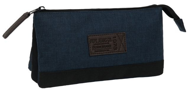Portatodo Triple Pepe Jeans Worn 73 Blue