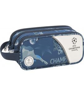 Portatodo Tres Compartimentos Cuadrado Champions Player