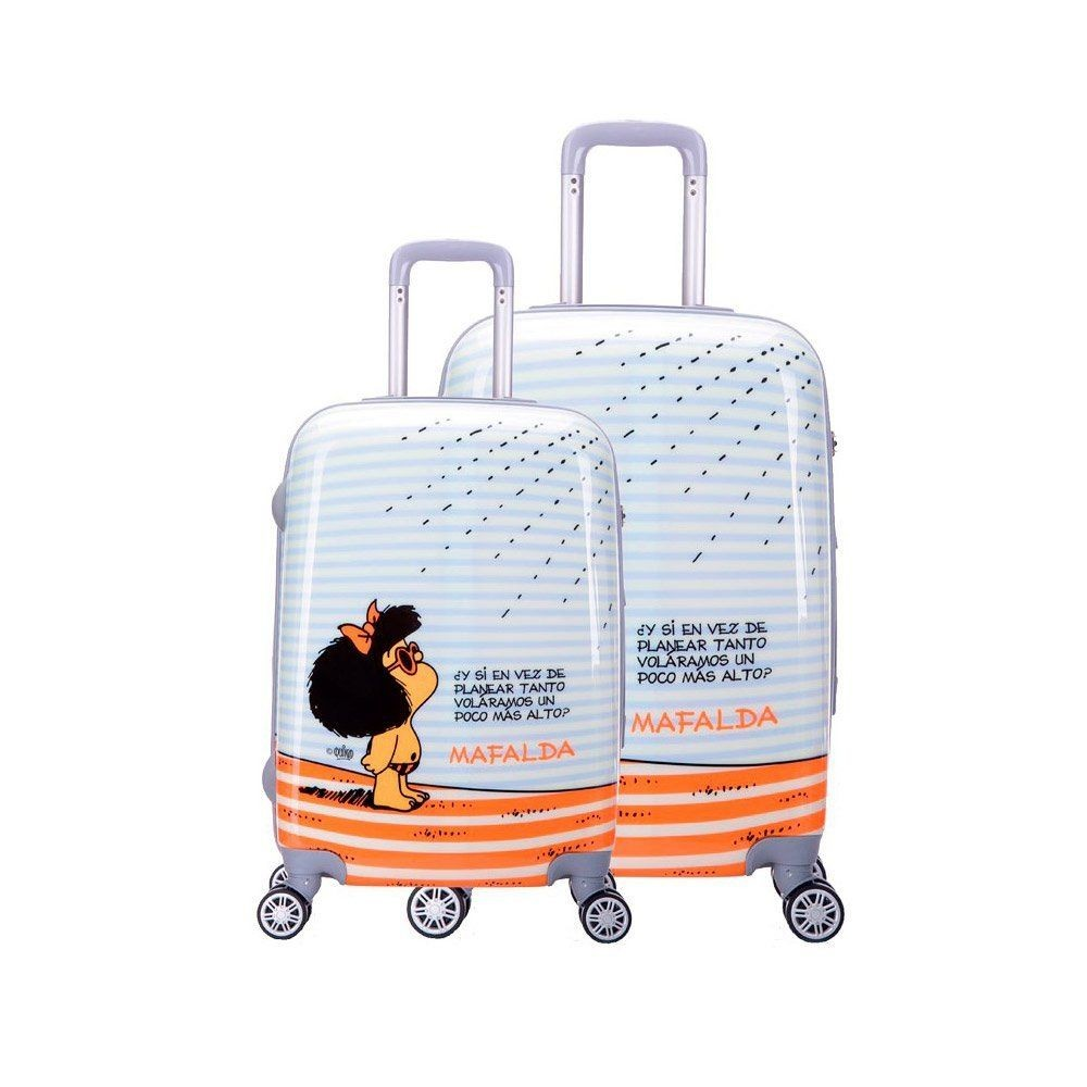 Set 2 Trolley 55-65 Mafalda  Tarifa