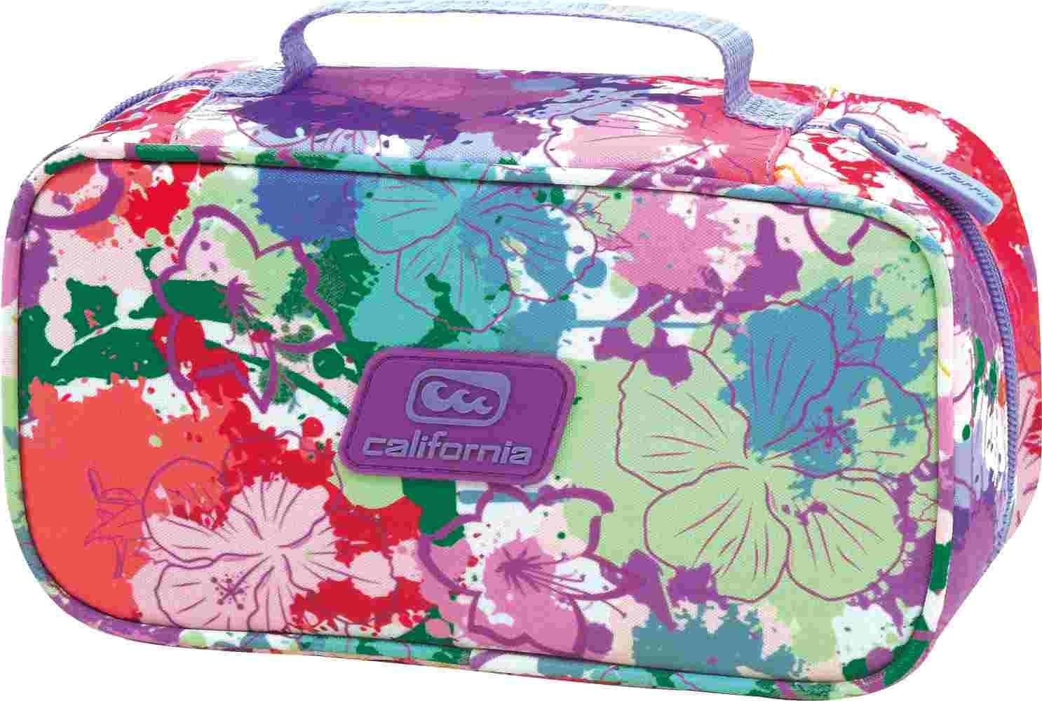 Estuche Multiple rectangular california Splash