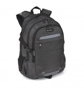 Mochila  Adaptable Juvenil Gabol Black