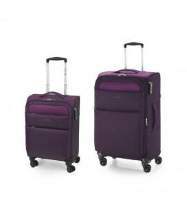 Set 2  Maletas C22-M Gabol Cloud Morado