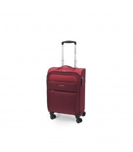 MALETA TROLLEY CABINA GABOL CLOUD ROJO