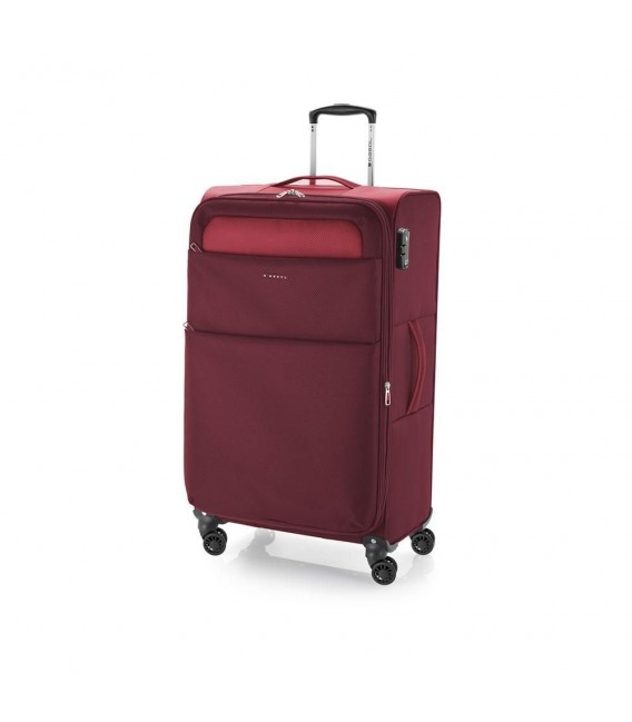 MALETA TROLLEY GRANDE GABOL CLOUD ROJO