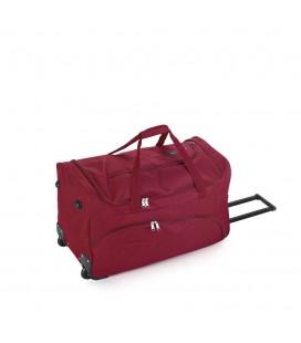 Bolso Con Ruedas 60Cm Week Rojo