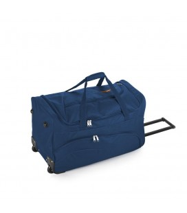 Bolso Con Ruedas 66Cm Week Azul