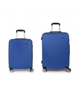 Set 2 Maletas C22-M Gabol Mondrian Azul