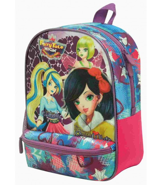 Mochila Infantil Fairy Tale High
