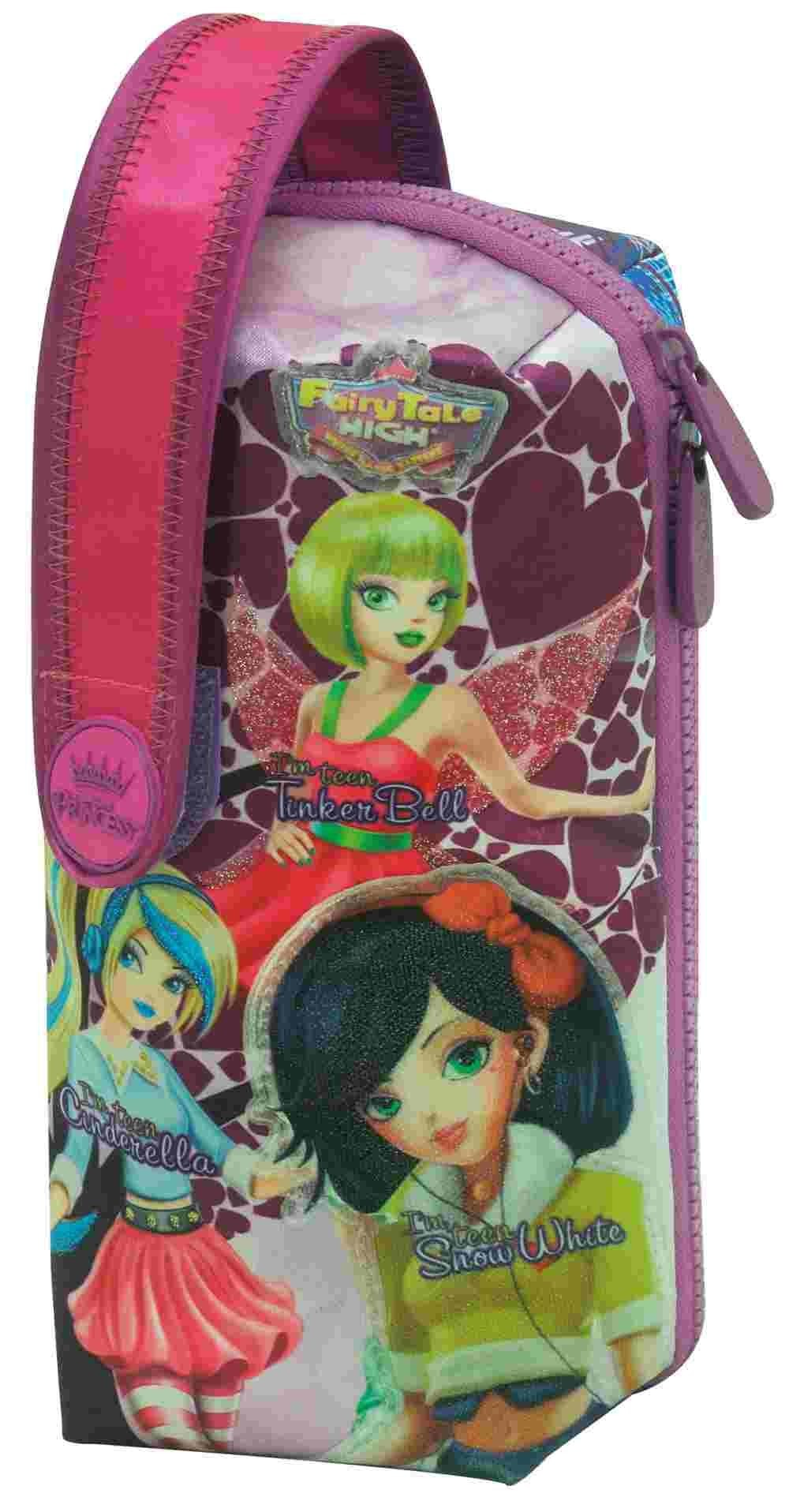 Estuche Multiportatodo Fairy Tale High