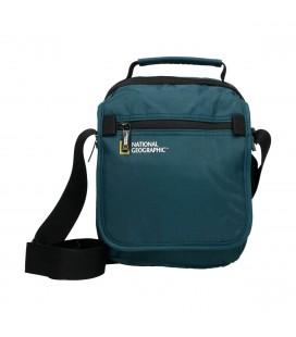 Bolso bandolera National Geographic Transform Azul