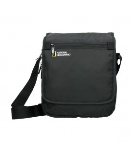 Bolso bandolera National Geographic Transform Negro