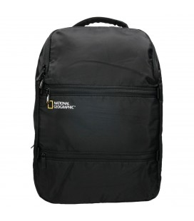 Mochila Portaordenador National Geographic Transform Negro