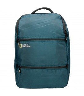 Mochila Portaordenador National Geographic Transform Azul