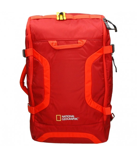 MOCHILA NATIONAL GEOGRAPHIC DISCOVER ROJO