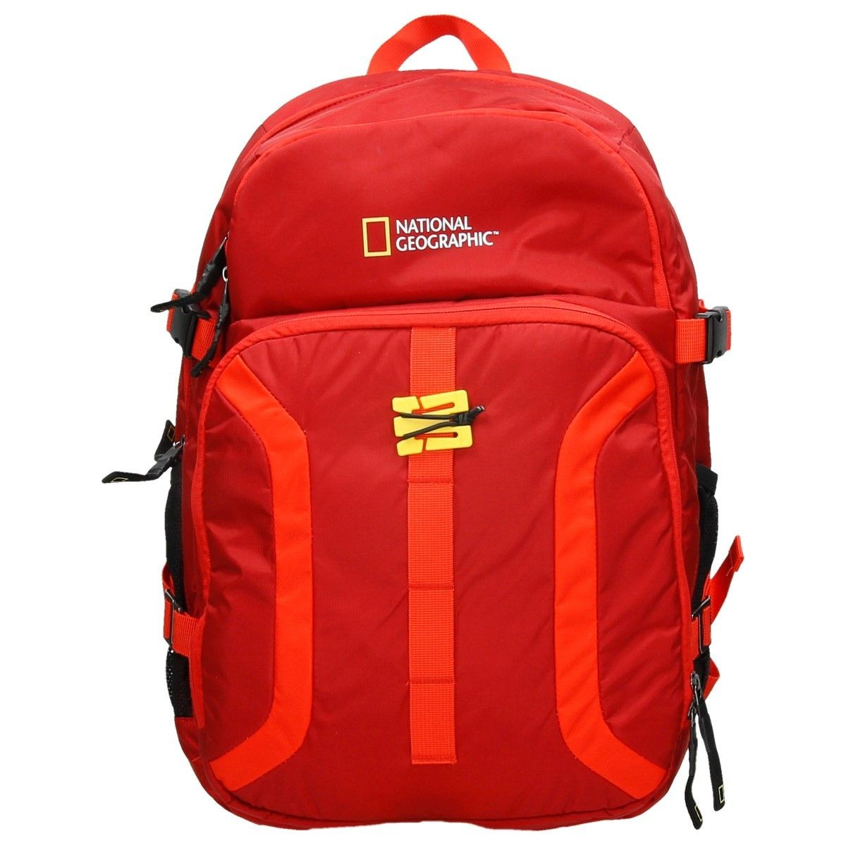 MOCHILA DOBLE NATIONAL GEOGRAPHIC DISCOVER ROJO