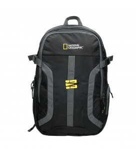 Mochila Doble National Geographic Discover Negro