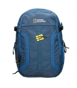 MOCHILA DOBLE NATIONAL GEOGRAPHIC DISCOVER AZUL