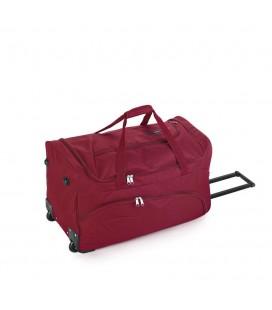 Bolso Con Ruedas 66Cm Week Rojo