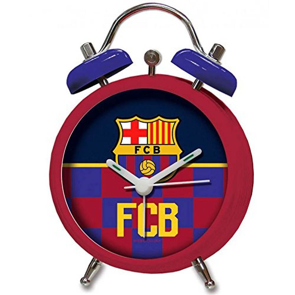 Reloj Despertador  FC Barcelona