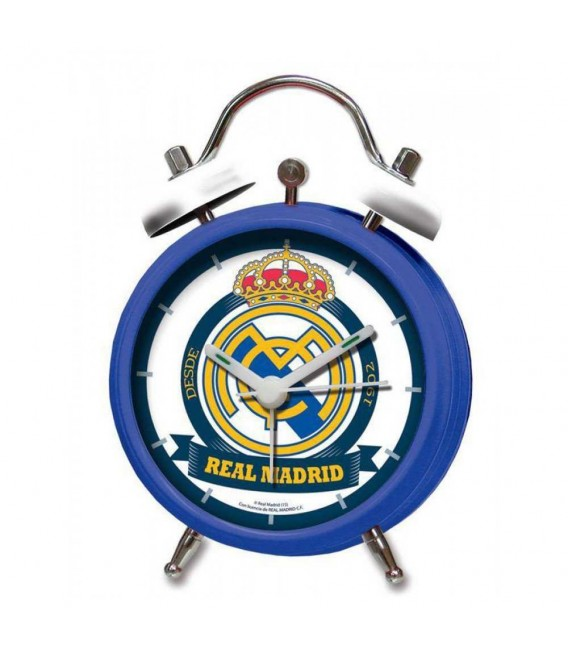 Reloj Despertador Real Madrid