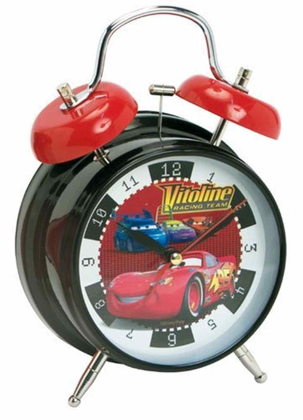 Reloj Despertador Cars
