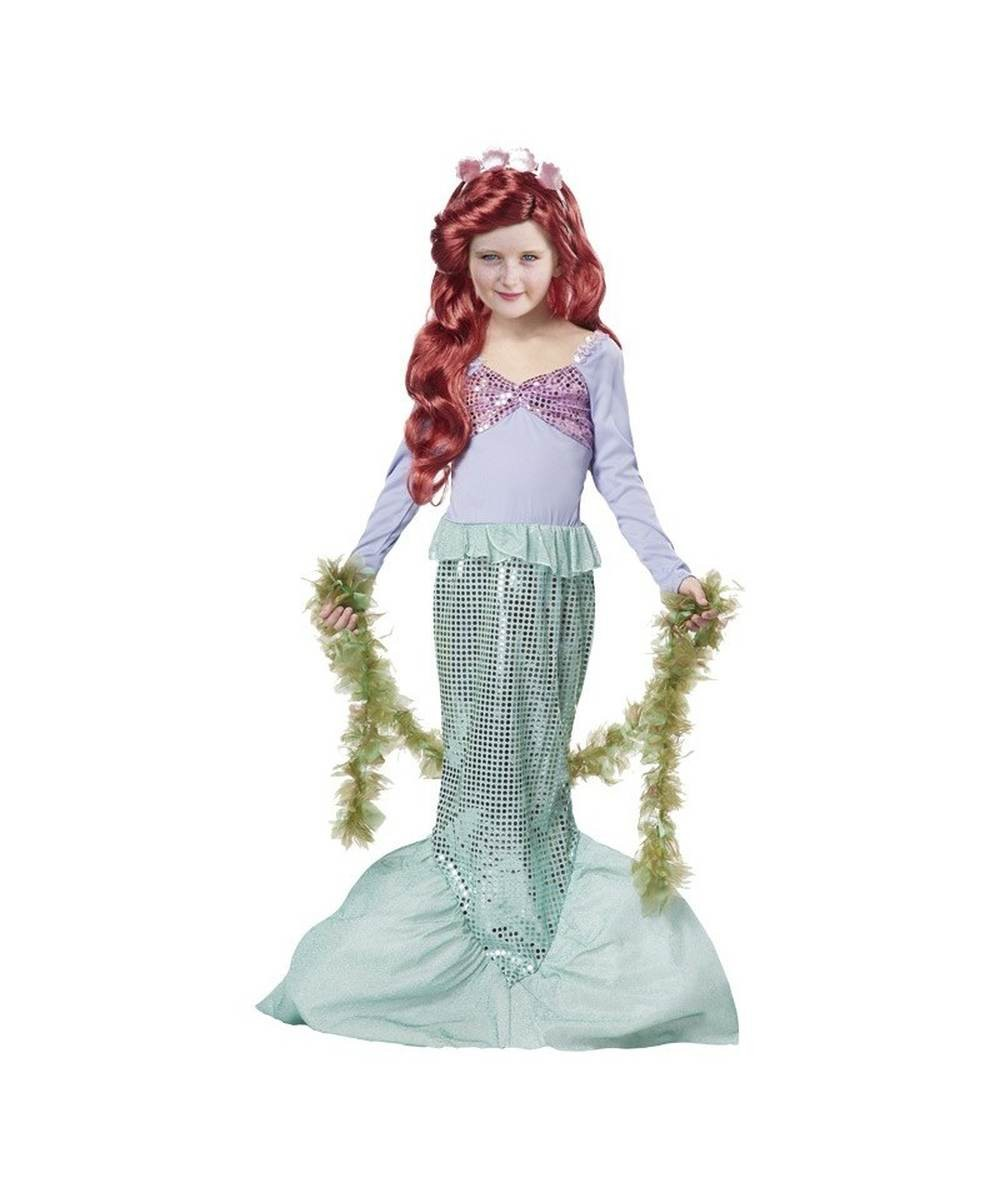 Disfraz Sirenita talla 4-6