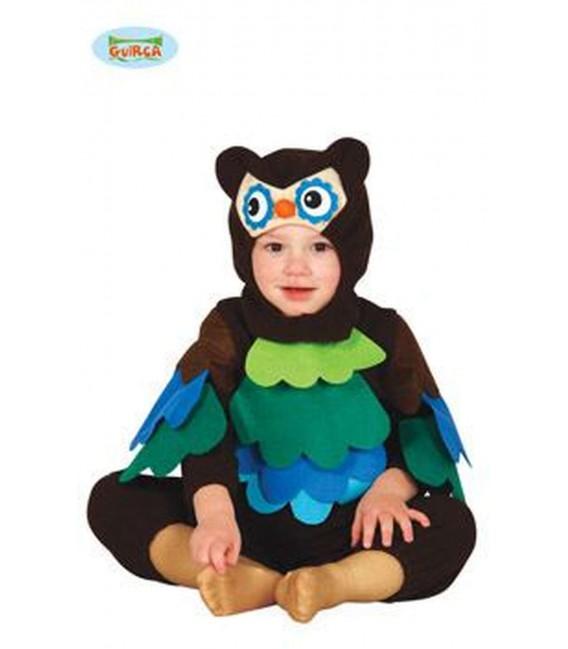Disfraz Buho Baby Talla 12-24 meses