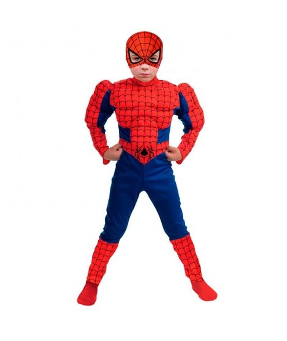 Disfraz de Spider Heroe Talla. 7-9