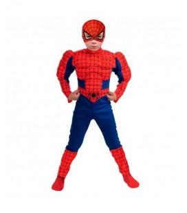 Disfraz de Spider Heroe Talla. 2-4