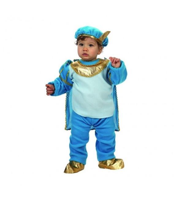 Disfraz Pincipe Azul Baby Talla 6-12 meses