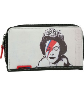 MONEDERO BILLETERO SEñORA BRANDALISED QUEEN