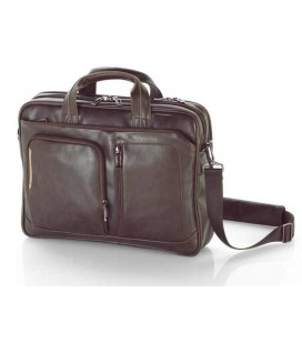 Cartera Gabol Shadow para portatil chocolate