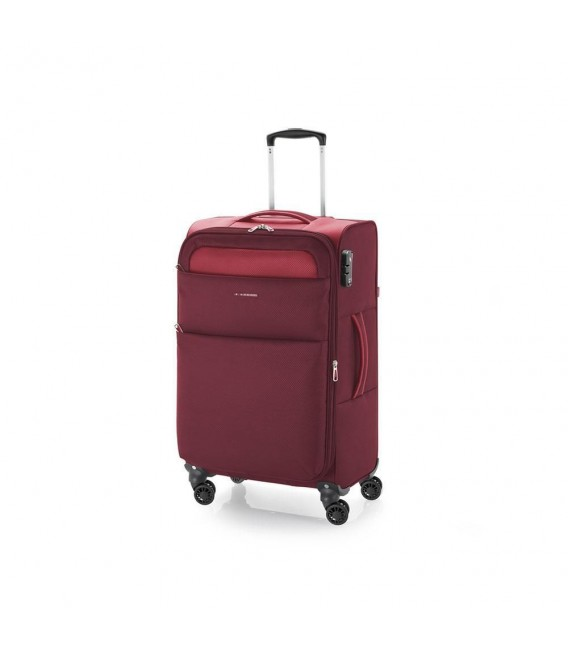 MALETA TROLLEY MEDIANA GABOL CLOUD ROJO