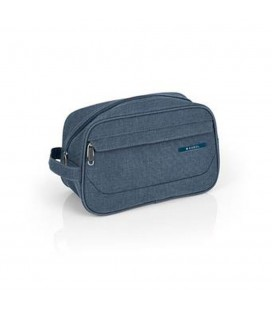 Neceser Cuadrado Gabol Board Azul