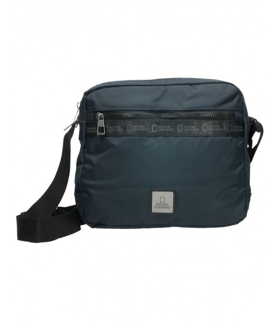 BOLSO BANDOLERA NATIONAL GEOGRAPHIC N-GENERATION AZUL