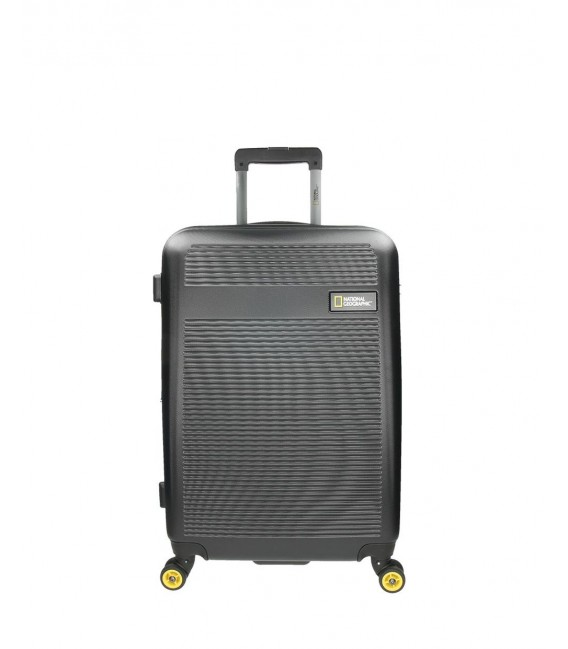 MALETA TROLLEY MEDIANA NATIONAL GEOGRAPHIC AERODROME NEGRO