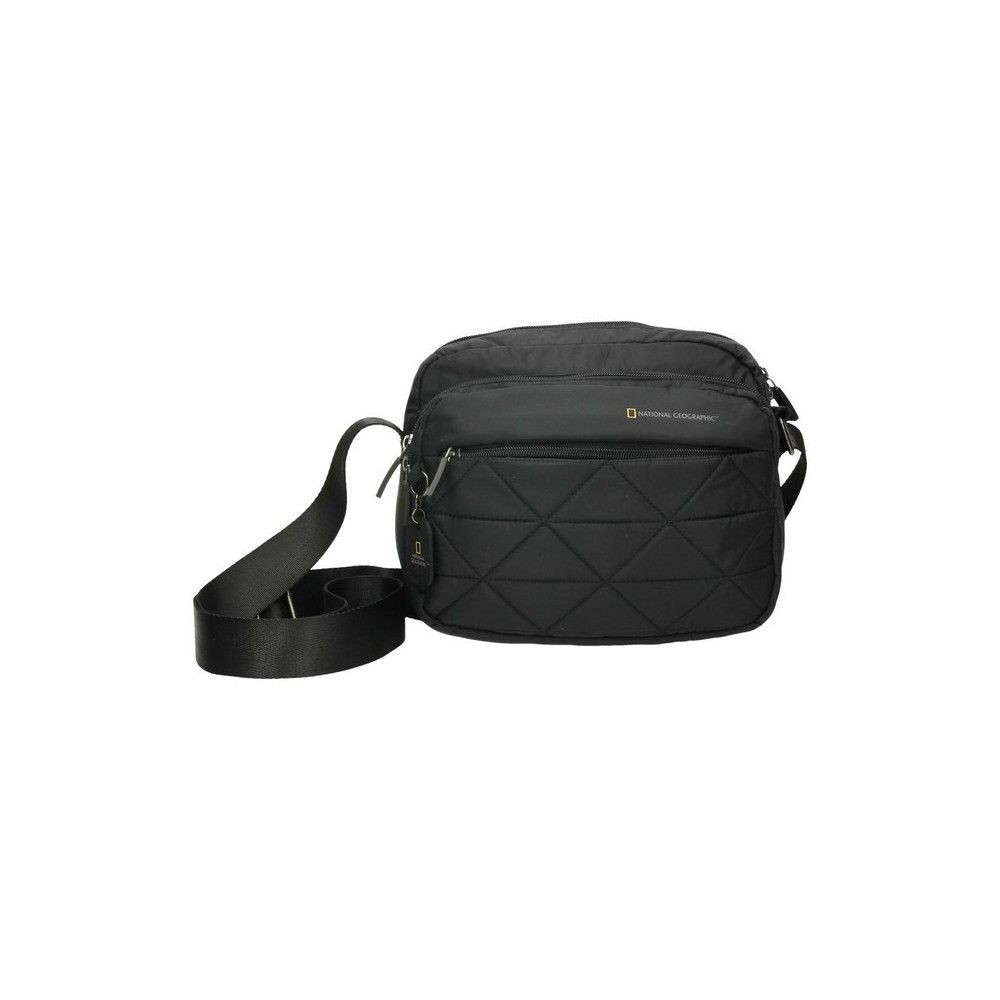 Bolso Bandolera National Geographic Gate Negro