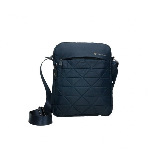 BOLSO BANDOLERA NATIONAL GEOGRAPHIC GATE AZUL