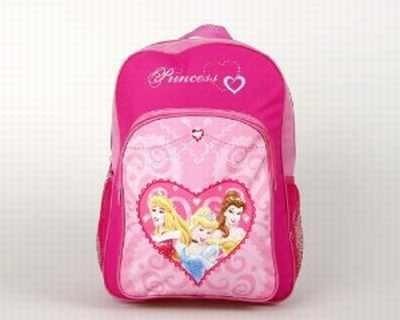 Mochila  Infantil Princesas Rosa