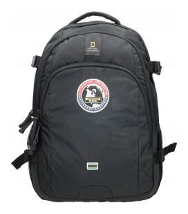 Mochila Doble National Geographic Explorer Negro