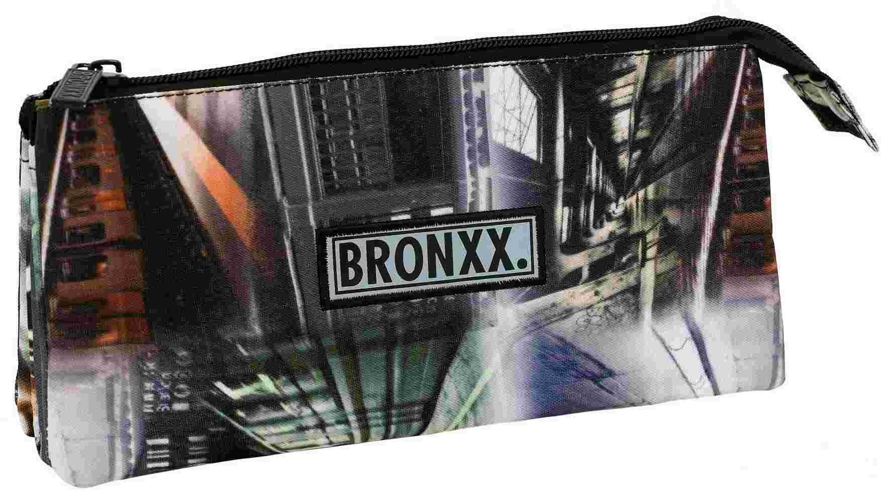 Portatodo Tres Compartimentos Bronxx
